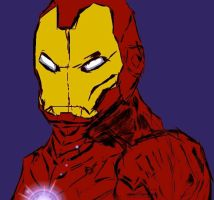 Ironman colored1 by Seitira