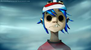 2D by Marlonthegreenwolf
