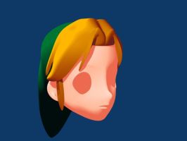 3d WIP Child Link by CrystalClair