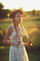 Country girl. by Ultradevious