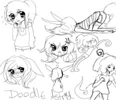 Doodle Away by AskXAstrid