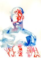 Captain America by arthelius