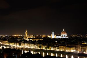 Night of Florence by Destroth