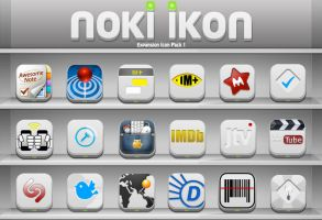 Noki Expansion Pack by CigsAce
