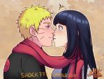 Scarf for Naruto by shock777