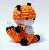 My Tiny Fox 01 by tinyowlknits