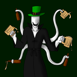 St.Patrick's day contest entry by King-Candy