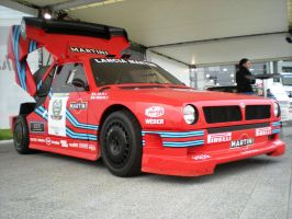 Lancia Delta ECV1 Experimental Composite Vehicle by franco-roccia