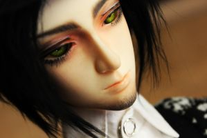 Hugo -2nd Face Up 2 by NyteRain