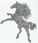 muse horse by AshleyBrownTown