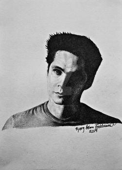 Dylan O'brien - Void Stiles by HeleneSaether
