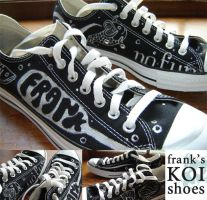 frank's koi shoes. by LifEternal