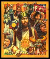 Monty Python: the Holy Grail by choffman36