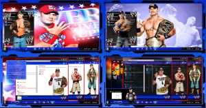 Tema win7 John Cena by bir2d
