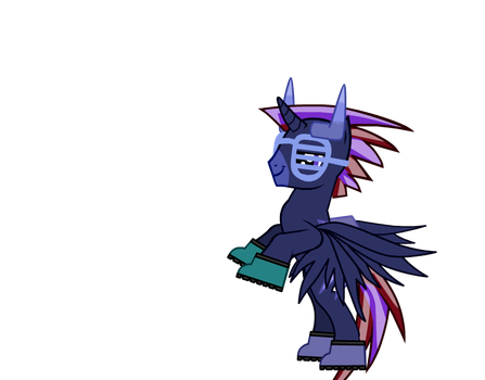 mlp:fim oc by ultimatic2
