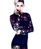 Miley Cyrus Png HQ by turnlastsong