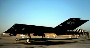 37th TFW Commander's F-117A by F16CrewChief