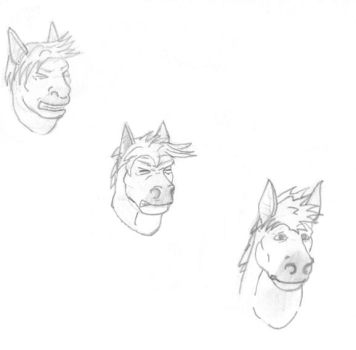 Horse TF Sequence 6 No Color by Paleos