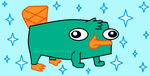 Perry the Platypus by Baby-Gaia