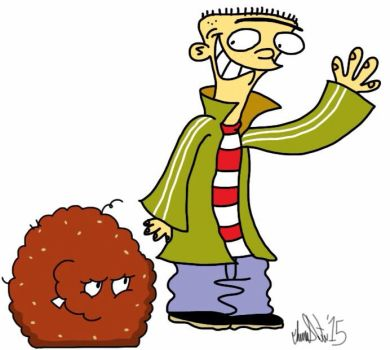 Ed And Meatwad by TheIransonic
