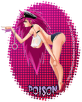 Poison Street Fighter x Tekken by hentai-nekom