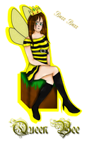 Queen Bee by Dark-Angel-Rin