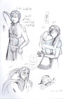 GB Sketch dump by Death-by-Papercuts