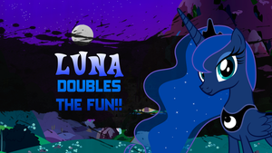 Super Smash Ponies New Challenger: Luna by DashieMLPFiM