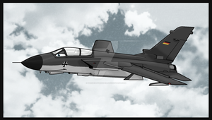 Rogue: Heinz--Panavia Tornado GR4 by TheAngryFishbed