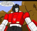 Sideswipe in trouble by maltaras