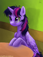 Twilight Sparkle by Virtue147