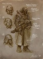 German Stormtrooper by marcnail