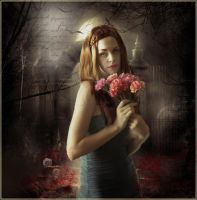 Flowers for you by Bohemiart