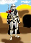 Sandtrooper by Solider12