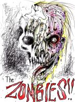The Zombies! by midnightsubmission