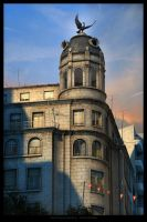 The Phoenix building by siquier