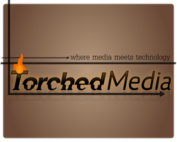 TorchedMedia Logo by GamerWorld14