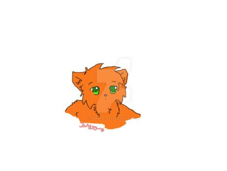 Your name is now Firestar... by themacettes