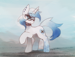 Cold As Ice? by FoxInShadow