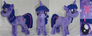 SapphireFox84's Twilight Sparkle by Cryptic-Enigma