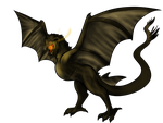 Argos, The Greater Wyvern AT by CatalysticProperties