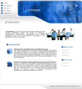 NexDegree by axdimensions