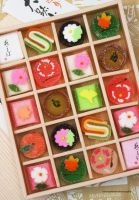 Japanese Sweets by theresahelmer
