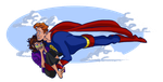 Airsick Lois by iesnoth