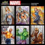 Marvel Premiere cards 2 by shaotemp