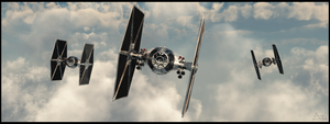 Alpha Squadron by SubjectiveLight