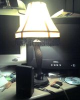 My Leg Lamp by matrix7
