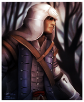ACIII - Connor by Essence-Of-Rapture