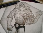 Machamp #2 by Bash-Bear