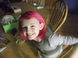 Mackenzie, my little sister the diva by forever-at-peace